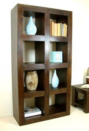 Kudos Eight Shelf Contemporary Bookcase