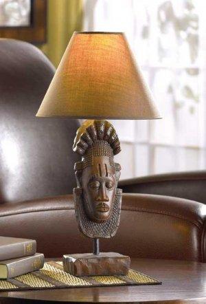 MASK LAMP