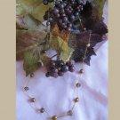 Goddess Anu, Mother's Bounty semi precious stone necklace