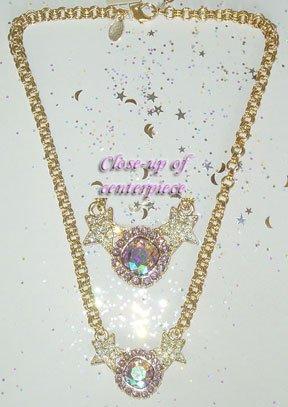 Luscious Lavender necklace