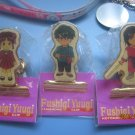 Fushigi Yuugi Metal clips from Japan