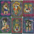 Sailor Moon Mystery Prism card set!!