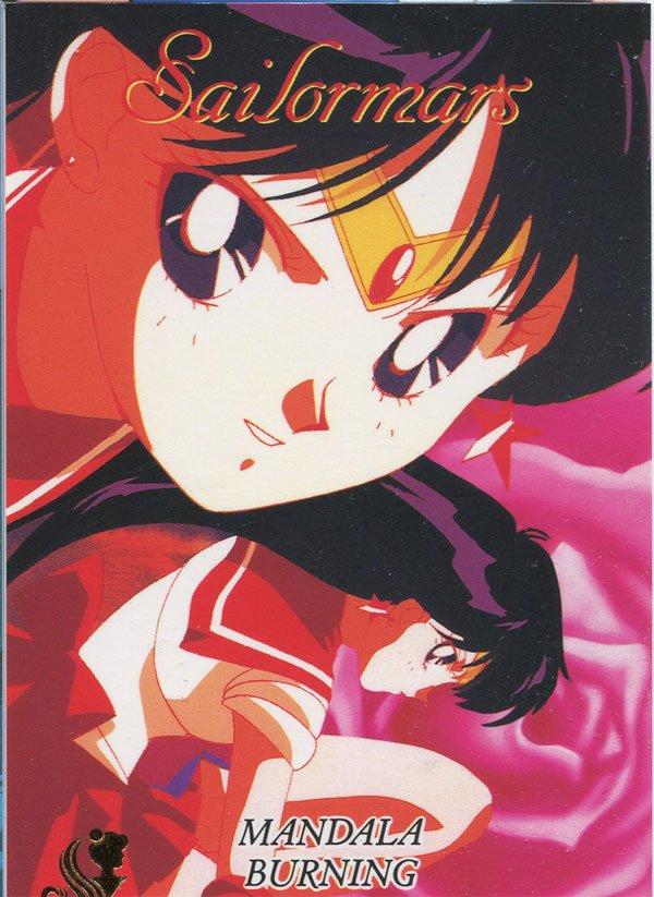 Charamide set 2 (Rei/ Sailor Mars)