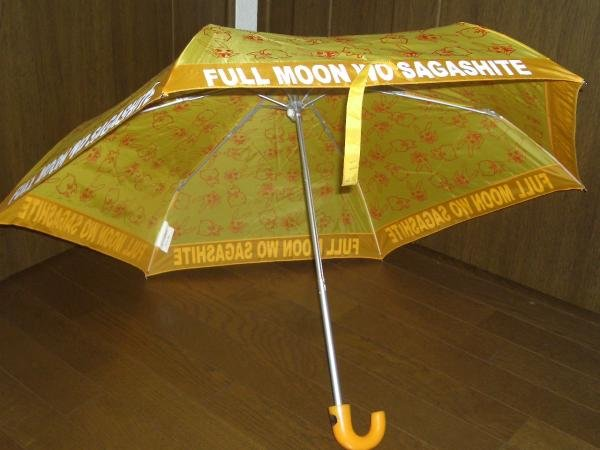 Full Moon wo Sagashita contest zen-in umbrella
