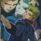 Gundam Seed Destiny cel card (Sting Oakley)