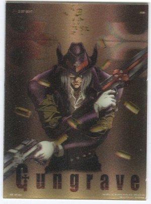 Gungrave 3D promo card