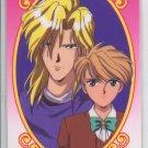 Fushigi Yuugi Idol card (Nakago & Yui)