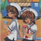 Card Captor Sakura Shitajiki (Shoryan & Sakura)  CLAMP