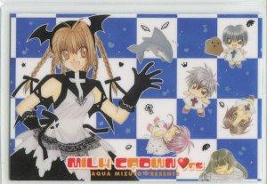 Milk Crown Lover's Idol card