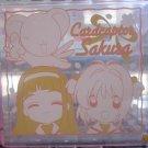 Card Captor Sakura clear storage case  CLAMP