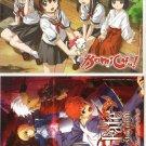 Fate Stay the Night/ Kamichu Postcard set