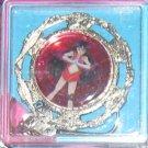Sailor Mars kombatti keychain