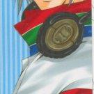 Love Celeb, Mayu Shinjo (Gin) bookmark