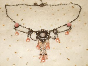 Kirks Folly victorian romance necklace