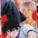 Ippo and other sport series bookmark promo