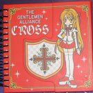 Gentleman's Alliance Cross zen-in stationary book