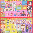 Parfait Tic and other Hana to yume seals sheet