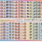 Kyo Kara Maoh!, Tsubasa, Gundam, Blood + seals sheet