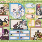 Ouran Host and Tsubasa Chronicle seals