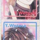 Tanpopo furoku trading cards (RARE)