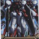 Gundam Seed Destiny cel card (Mecca)