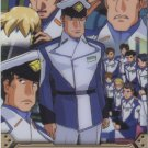 Gundam Seed Destiny cel cards (Amagi)