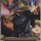 Gundam Seed Destiny cel cards (Ned)