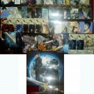 """CLAMP """"""""X"""""""" Trading Cards (near-complete)"""