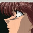 Fushigi Yugi Production cel (Miaka, close up crying)