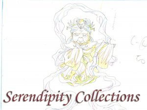 Fushigi Yuugi Production art (Taitskun)  11 pieces
