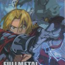 Full Metal Alchemist layered clear file promo