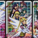 Sailor moon Graffitti 10 prism set (Complete)