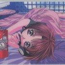 Misc series furoku trading card