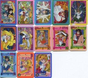 Carddas HALF EX Prism mini set