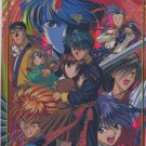 Fushigi Yuugi PC 2 foil card