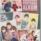 4 Seasons furoku post card set