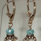 Appitite and Pearl drop earrings