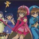 Card Captor Sakura movie foil - M23