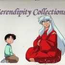 InuYasha animation/ production cel