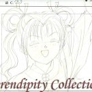 Fushigi Yuugi Production art (Layout, Noriko)