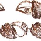 Sara Covingtry earrings and bracelet set