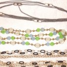 Vintage necklace set (unknown, 3 pieces) vintage