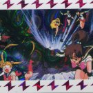 (Fight) Lightning sticker card, sailor moon