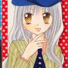 Nagatacho Strawberry, Ribon Trading Card collection reg- 0162