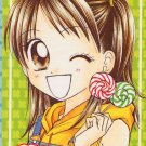 Ribon Trading Card collection reg- 0008