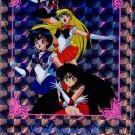 Sailor Moon Hero set 1- prism 149