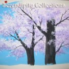 Beautiful Cherry Blossom tree production background