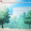 Trees and sity building (very pretty) production background