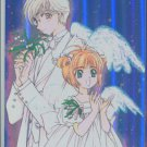 Card Captor Sakura CLOW Chapter foil 001