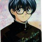 Hikaru no Go PP sticker card prism (Kikihiro)